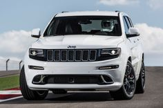 jeeps 2014 | 2014 Jeep Grand Cherokee SRT8 front view Photo #382361 - Motor Trend ...