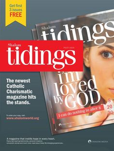 """The pilot issue of """"Shalom Tidings"""" has been launched. This new magazine offers personal stories of..."""