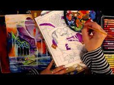 Art Journals - YouTube