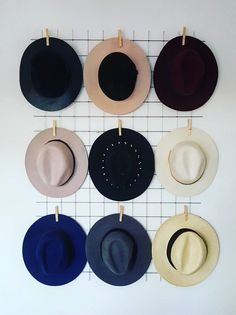 We've Accepted that Hat Galleries are a Thing. Here's How to Make One