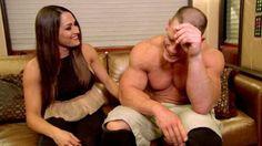 Nicole on her Boyfriend John Cena Bus