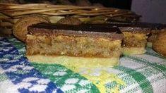 Hnetený orechový koláč s piškótou (fotorecept) - obrázok 7 Czech Recipes, Pie, Sweet, Basket, Pie And Tart, Pastel, Fruit Cakes, Pies, Tart