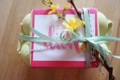 Geschenkidee Ostern