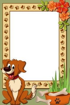Alphabet Activities, Preschool Activities, Scooby Doo, Dog Frames, Poster Templates, Family Images, Boarders, Stationery Paper, Writing Paper
