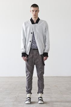 Boris Bidjan Saberi Men's RTW Spring 2014 - Slideshow