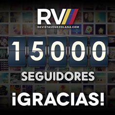 Seguiremos apostando fuertemente por la red social de moda. Muchas gracias por soportarnos la promesa es mejorar día a día para que los Venezolanos en España tenga la web y la red social de revista venezolana con la mayor y mejor información. Esto no ha hecho más que comenzar.