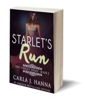 Starlets run 3D-Book-Template Bestselling Author, Promotion, Templates, June, 3d, Book, Stencils, Vorlage, Book Illustrations