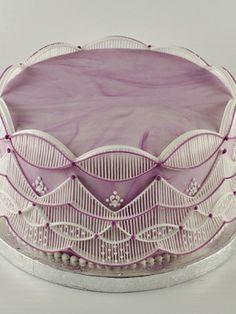 Top Stringwork Cakes