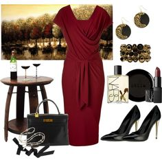 Zinfandel, created by pippimommy on Polyvore