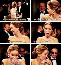 Jennifer Lawrence - love it!