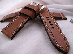 TheStrapSmith - Custom Leather Watch Straps by Rob Montana