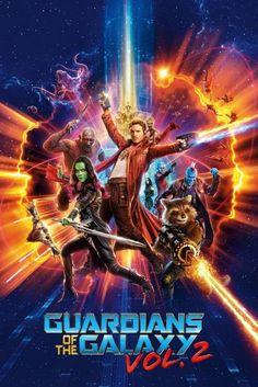 Guardians of the Galaxy Vol 2 Movie Poster - Chris Pratt, Star Lord Peter Quill, Marvel Movie Posters, Marvel Movies, Horror Movies, Action Movie Poster, Superhero Movies, Marvel Art, Tommy Flanagan, Michael Rooker