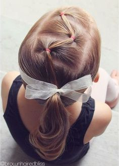 Cute Toddler Hairstyles, Hairstyles For School, Little Girl Hairstyles, Toddler Hair Dos, Teenage Hairstyles, Natural Hairstyles, Braided Hairstyles, Pretty Hairstyles, Simple Hairstyles