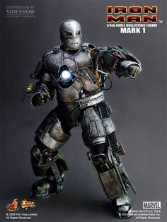 Sideshow Collectibles - Iron Man Mark I