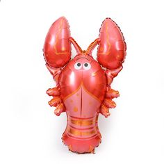 "Universe of goods - Buy ""Big Lobster Aluminum Foil Animals Balloons Birthday Gifts Party Decoration Supplies Inflatable Helium Balloon Kids Showers Toys"" for only USD. Helium Balloons, Foil Balloons, Balloon Decorations Party, Birthday Party Decorations, Cute Cartoon Animals, Under The Sea Party, Balloon Animals, Birthday Balloons, Animal Party"