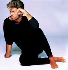 george michael ~ Loved him for about 28 years now!  Still hot as ever just like this pic! :)