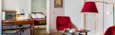 G Rough, a 10-suite boutique stay in central Rome, wraps five-star service and retro Roman glamour in shabby-chic garb. Exposed brick and scuffed walls sit alongside furnishings worthy of a design museum