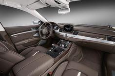 Alle informatie en prijzen van de vernieuwde Audi A8