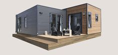 Meiselbach Mobilheime: DUO LADY Lady, Kitchen, Home, Living Area, Cottage House, Homes, Cooking, Kitchens, Ad Home