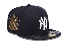 atmos x New Era NY Yankees Derek Jeter Fitted Cap