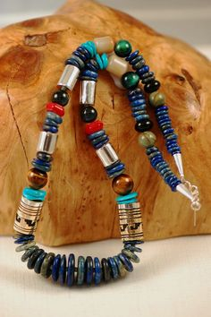 Turquoise Necklaces | Turquoise Native American Jewelry | Native American Turquoise Jewelry ~ Tommy Singer