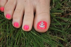 A personal favorite from my Etsy shop https://www.etsy.com/listing/273925048/anchor-toe-nail-decals-toe-nail-decal