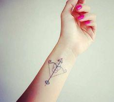 Resultado de imagem para tattoo signo sagitario