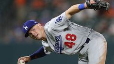 Gavin Lux has been awesome during his time with the Dodgers since being called up at the beginning of September (via Dodgers Way). Baseball Guys, Cody Bellinger, Batting Average, Call Up, Buster Posey, National League, Los Angeles Dodgers, Big Game, Major League