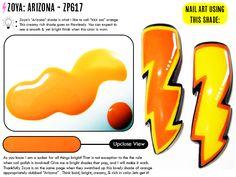 Nail Polish Review | Zoya: Arizona – ZP617