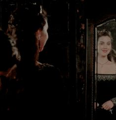 Greer, I wasn't sure you'd make it in time for Lola's funeral. Queen Mary Reign, Mary Queen Of Scots, Mary Stuart, Adelaide Kane Gif, Adeline Kane, Anastasia Musical, Reign Fashion, Wars Of The Roses, Bride Book