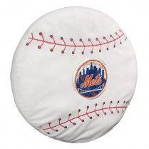 New York Mets MLB 3D Decorative Pillow
