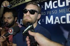 Morning Report: Conor McGregor says he won't target Jose Aldo's injured ribs, 'It's the chin I'm hunting'