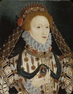 elizabeth I; the virgin queen