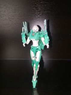 MMC Transformers third-party green Aesi Jiao spring back hand #transformer