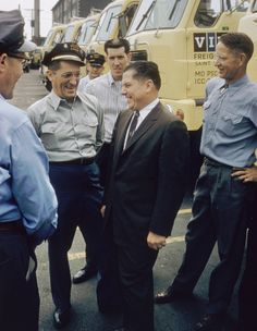 Jimmy Hoffa: Bested by Brotherhood