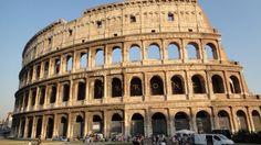 Não preciso dizer....Roma