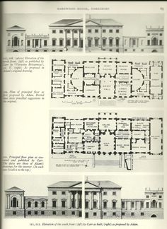 29 Historic English Manor House Floor Plans Historic English Manor House Floor Plans - English House Plan Floorplans for Gilded Age Mansions SkyscraperPage Forum Chatsworth House first floor pla. Architecture Classique, Georgian Architecture, Classical Architecture, Architecture Plan, English Architecture, Castle Floor Plan, House Floor Plans, English Manor Houses, English House