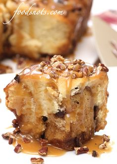 STICKY BUNS RECIPES on Pinterest | Sticky Buns, Pecan ...