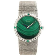 Piaget Ladies White