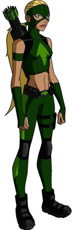 Young Justice 1st Season - Artemis
