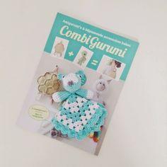 Combigurumi #crochet book review @annemariesblog