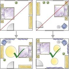 Feng Shui Tipps fürs Schlafzimmer - © feng-shui.net