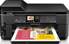Epson WorkForce WF-7510 Driver Download | Download Driver Printer