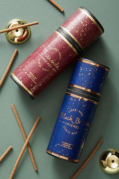 Starry Night Incense Set
