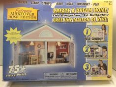 Extreme Makeover dollhouse $25.| eBay!