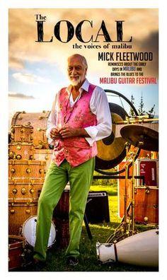 Issue 45 mick fleetwood web by The Local Malibu - issuu