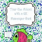 Use an iPad to do this fun game & learn about the places in the school - The New Student School Tour QR Scavenger Hunt. It's that time of year again, when we welcome our new students to our school. To introd...
