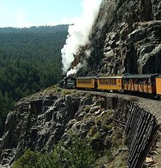 Best Train Trips in the USA