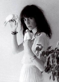 Patti Smith by Mapplethorpe