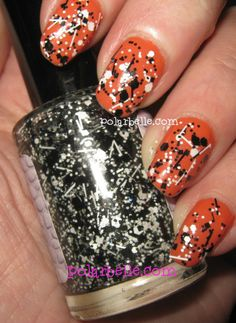 Sticks N Stones Nail Polish. Click thru for swatches and review.